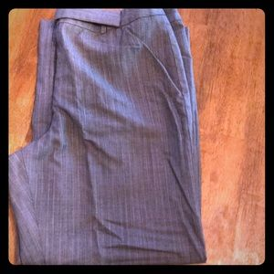 Loft Fully Lined Dress Pants Size 16